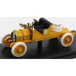 Itala 45cv 8 Rallye Targa Florio 1906 Baron Pierre De Caters Rio Models 4357