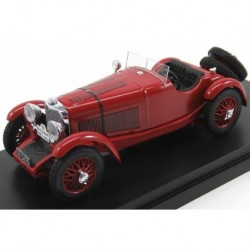Mercedes Benz SSK Spider 91 Rallye Monte Carlo 1930 JEP Howey Rio Models 4538