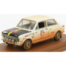 Fiat 128 97 Rallye d'Isola d'Elba 1972 Avenoso - Dinunzio Rio Models 4228/2