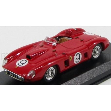 Ferrari 290MM Spider 9 Grand Prix de Spa Francorchamps 1957 Masten Gregory Art Model ART272