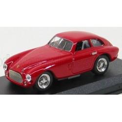 Ferrari 166MM Coupe 1949 Red Art Model ART001