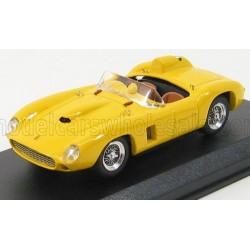 Ferrari 290MM Clienti 1957 Yellow Art Model ART058