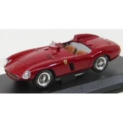Ferrari 750 Monza test version Carrozzeria Scaglietti Red Art Model ART146
