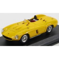 Ferrari 750 Monza Spider test version 1955 Yellow Art Model ART264