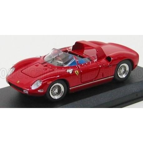 Ferrari 250P 1963 Red Art Model ART118