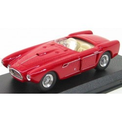 Ferrari 340 Mexico Vignale Spider Red Art Model ART203