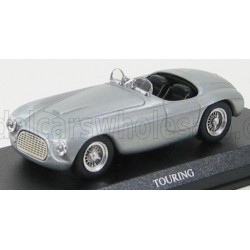 Ferrari 166 Spider 1949 Metallo Spazzolato - Brushing Metal Art Model ART1001