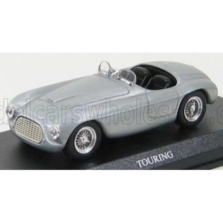 Ferrari 166 Spider 1949 Metallo Spazzolato - Brushing Metal Art Model ART1001