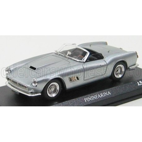 Ferrari 250 California Pininfarina Spider 1957 Metallo Spazzolato - Brushing Metal Art Model ART1003