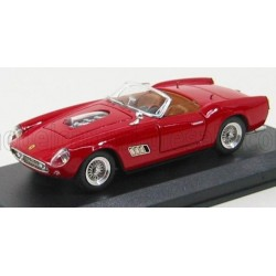 Ferrari 250 California Spider Competizione 1960 Red Art Model ART115