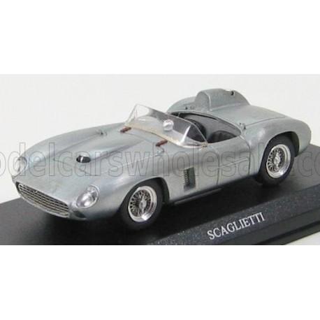 Ferrari Scaglietti 290MM Spider 1957 Metallo Spazzolato - Brushing Metal Art Model ART1004