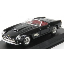 Ferrari 250 California LWB Spider 1957 Black Art Model ART418