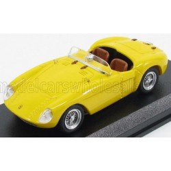 Ferrari 500 Mondial Spider test version 1954 Yellow Art Model ART331