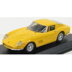 Ferrari 275 GTB/4 Coupe 1966 Yellow Best Model 9002