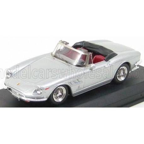 Ferrari 330 GT Sp Spider 1966 Silver Best Model 9233