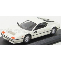 Ferrari 512 BB 1976 White Best Model 9261