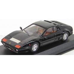 Ferrari 512 BB 1976 Black Best Model 9274