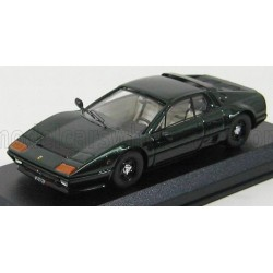Ferrari 512 BB 1976 Dark Green Met Black Best Model 9398