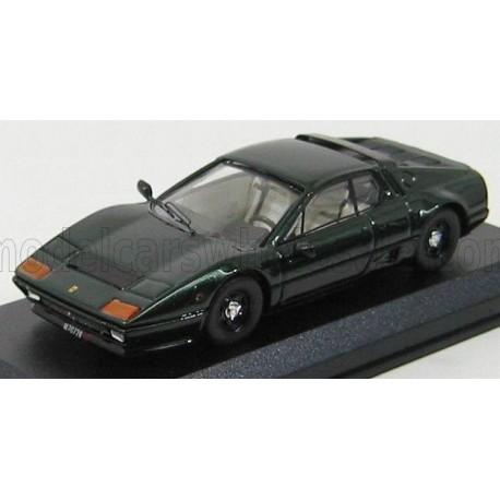 Ferrari 512 BB 1976 Dark Green Met Black Best Model 9398