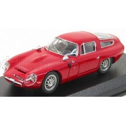 Alfa Romeo TZ1 test version 1963 Red Best Model 9059