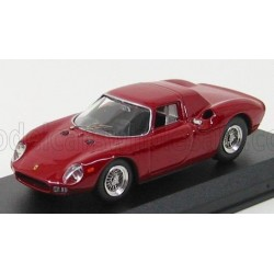 Ferrari 250 LM Long Nose 1964 Red Best Model 9160
