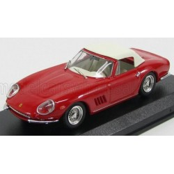 Ferrari 275 GTB Spider NART 1967 Red Best Model 9579
