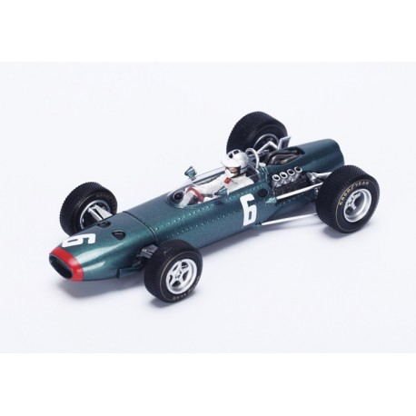 BRM P261 F1 Monaco 1967 Piers Courage Spark S4249