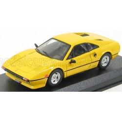 Ferrari 308 GTB Quattro Valvole 1975 Yellow Best Model 9248