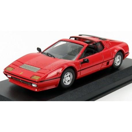 Ferrari 512 BB Targa Converted By Autokraft 1981 Red Best Model 9782