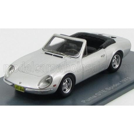 Puma GTE Spider (Volkswagen Brasil) 1971 Silver NEO NEO46150