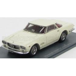 Maserati 5000GT Allemano Coupe 1960 White NEO NEO45657