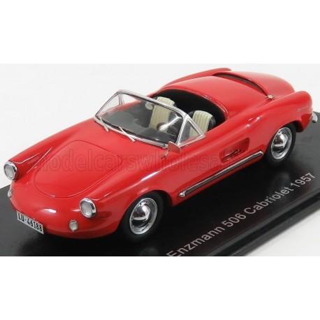 Volkswagen Enzmann 506 Cabriolet Open 1957 Red NEO NEO46188
