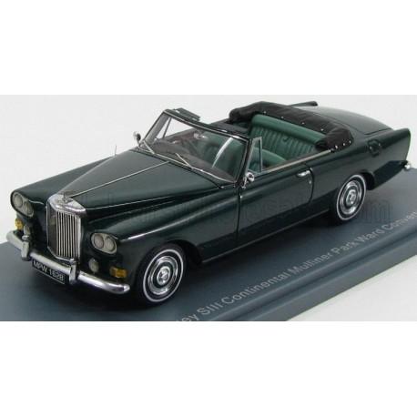 Bentley SIII Continental Mulliner Park Ward Convertible 1965 Green NEO NEO44162