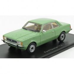 Ford England Taunus TC2 GHIA 1976 Light Green NEO NEO45139