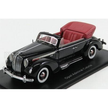 Opel Admiral Cabriolet Open 1938 Black NEO NEO49561