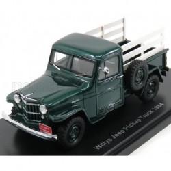 Jeep Willys Truck Pick-Up 1954 Green Met NEO NEO45804