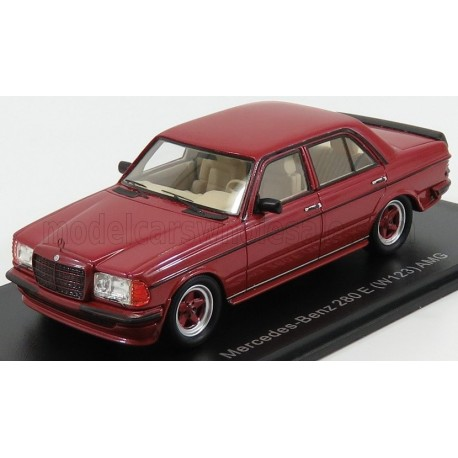 Mercedes Benz E-Class 280 AMG W123 1976 Red NEO NEO45538