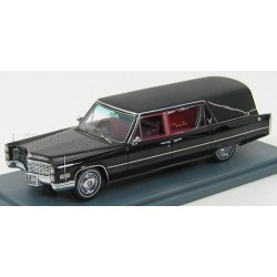 Cadillac S&S Funeral Car 1966 Black NEO NEO43896