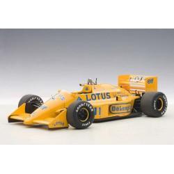 Lotus Honda 99T F1 Japon 1987 Satoru Nakajima AutoArt 88726
