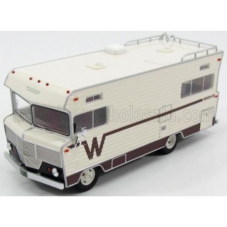 Winnebago Brava Wohnmobil Camper 1972 Beige Brown NEO NEO46630
