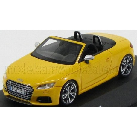 Audi TTS Roadster Cabriolet 2014 Vegas Yellow NEO 5011410513