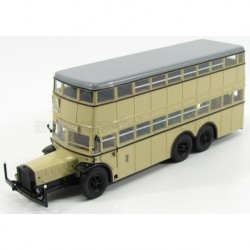 Bussing D38 Autobus 1935 Cream Grey NEO NEO46710