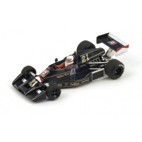 Williams FW05 F1 Japon 1976 Hans Binder Spark S4048