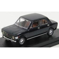 Fiat 128 4 Doors 1969 Dark Blue Rio Models 4283