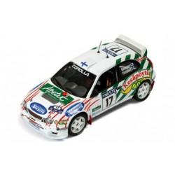 Toyota Corolla WRC 17 Rallye de Finland 2000 Rovanperae - Pietilaeinen IXO RAC146