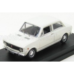 Fiat 128 2 Doors 1969 White Rio Models 4205