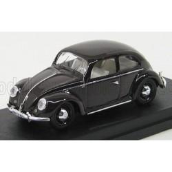 Volkswagen Beetle 1200 De Luxe 1953 Brown Rio Models 4195