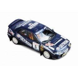 Subaru Impreza 6 Rallye de San Remo 1995 Liatti - Alessandrini Trofeu TRO0612