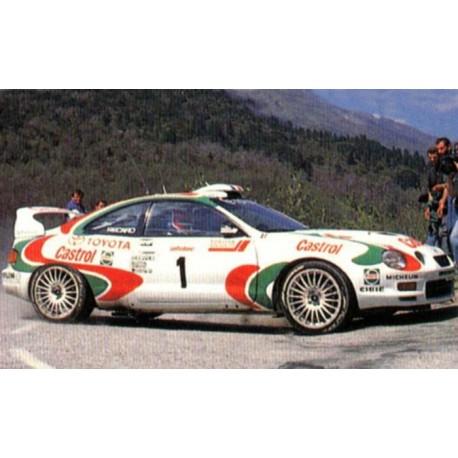 Toyota Celica GT-Four (ST205) 1 Tour de Corse 1995 ...