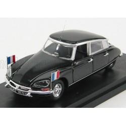 Citroen DS21 Président Valery Giscard D'Estaing 1974 Black Rio Models 4347